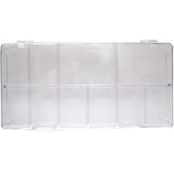 Caja Plástico Vacía Para 500 Tips