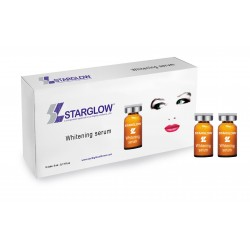 WHITENING SERUM STARGLOW ( 5 VIALES-5 ML)