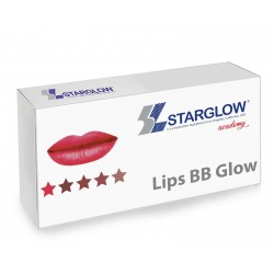 STAR KIT LIP GLOW ( 5 COLORES 3ML )